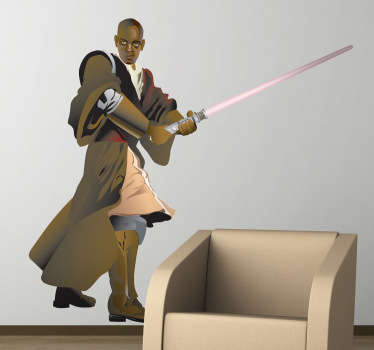 Vinilo decorativo Mace Windu