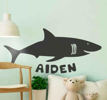 Vinil autocolante personalizável da silhueta dos peixes - pode ser decorada em qualquer espaço de uma casa e em outros lugares. é autoadesivo e fácil de aplicar.