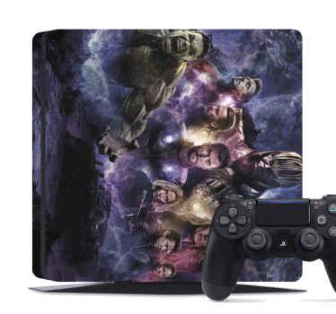 ¡PS5 skin Fortnite con personajes para ti! Puede aplicarlo fácilmente y quitarlo en cualquier momento ¡Descuentos disponibles!