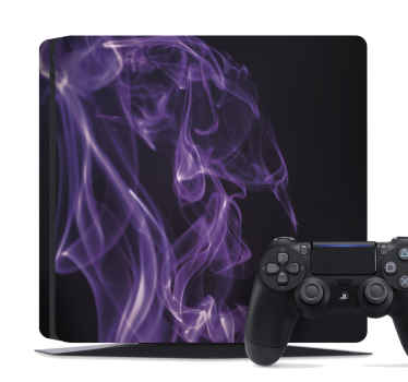 Buy now this very nice Purple flames PlayStation sticker! What are you waiting for? Get yours right now! We will give you home delivery!