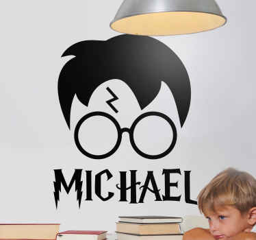 This cool and unique personalized sticker product will surely bring your room so much more light! Order this product from our webshop today!