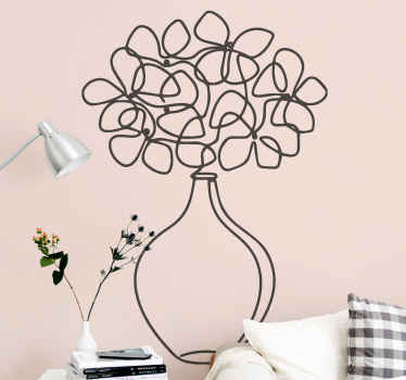 Bring some nice decoration in your house with this amazing home wall sticker! Don't wait any longer and order this amazing design today!
