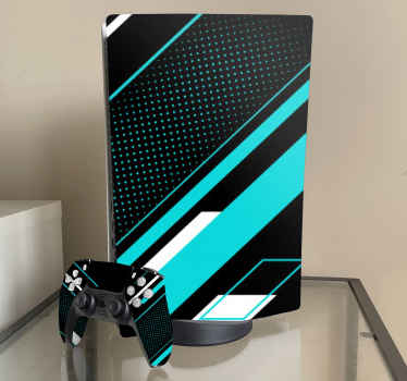 This very beautiful looking geometric ps5 skin product will last a very long time in your home! Purchase this cute design today!