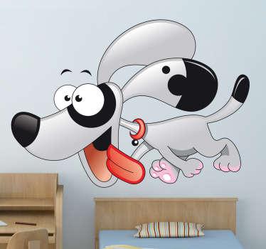 Kid´s Dog Wall Sticker