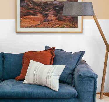 Installera det realistiska utseendet på en vit vägg på ditt utrymme med vår vanliga vita plåtvinyl för vägg. Du kan placera ramar, dukar etc.