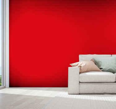 ändra eventuellt väggutrymme, vare sig det är i hemmet, kontoret, affärsutrymmet, salongen, gästutrymmet, korridoren, etc med vårt ursprungliga röda vinylplåt i vanlig färg.