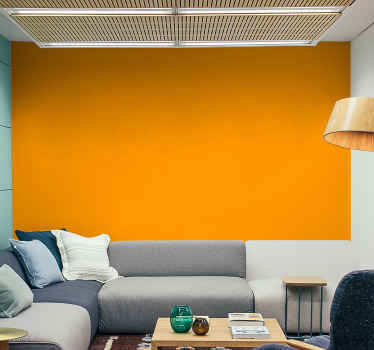 Yellow plain sheet wall vinyl to decorate any space, be it in the home, office, business place, etc. The product is available in any size dimension.