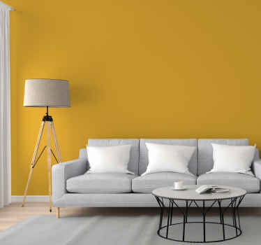 Install our bright plain yellow plain vinyl sheet on any space in your home to give it a brilliant appearance to lively up the decor on your space.