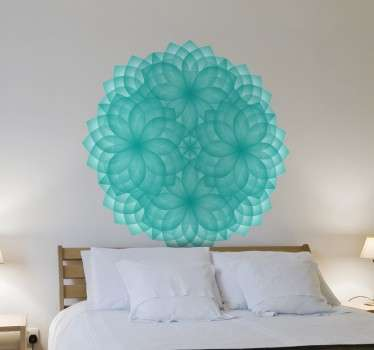 Wall Sticker Decor. Add a edgy and contempory touch to your rooms and areas of interest with this striking design.