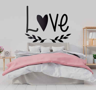 Love Seinämaalaus