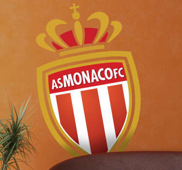 Adhesivo escudo AS Monaco