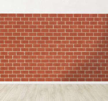 Naklejka mur