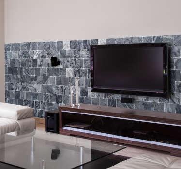 Friso decorativo padrão mármore