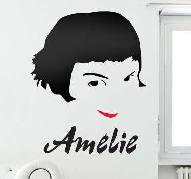 Vinilo decorativo Amelie