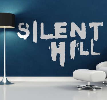 Sticker jeu vidéo Silent Hill