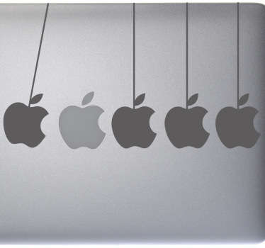 Laptop Stickers Apple logo