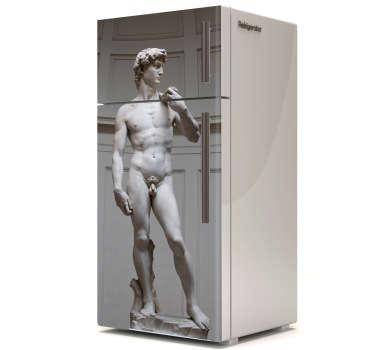 Sticker frigo Michelange