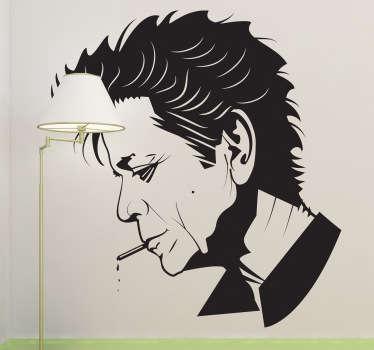 Porträt Lou Reed