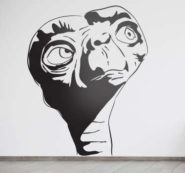 ET Wall Sticker
