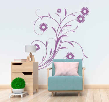 Daisies Wall Sticker