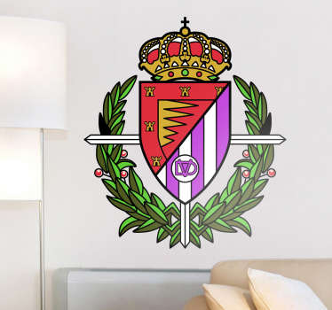 Real Valladolid Wall Sticker