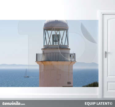 Lighthouse Photo Mural