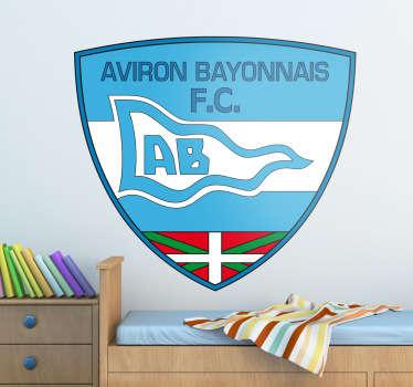 Pegatina escudo Aviron Bayonnais