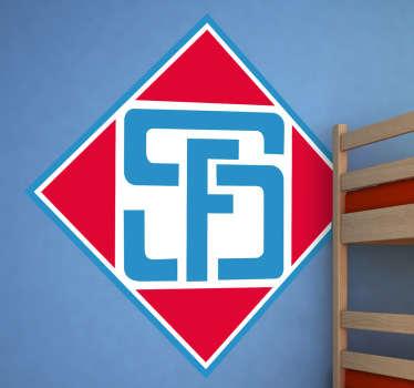 Sticker logo Stade Français Paris