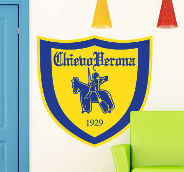 Adhesivo logo Chievo Verona