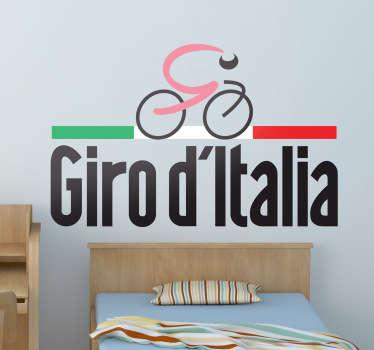 Naklejka logo Giro d'Italia