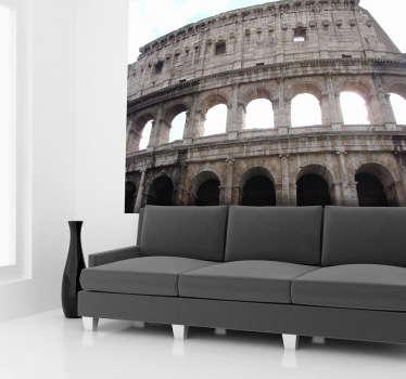 Sticker decorativo Colosseo Roma