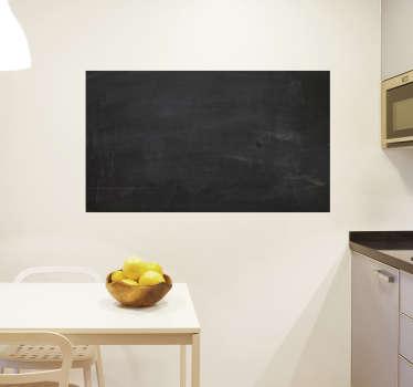 Naklejka Tablica Kredowa Edukacyjna Ozdoba W Kuchnia