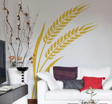 Wheat Decal