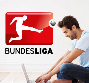 Vinilo logo Bundesliga