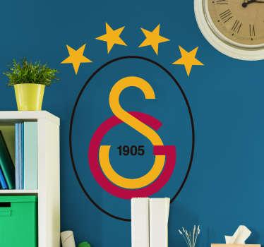 Vinilo Logo Galatasaray
