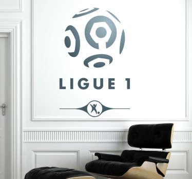 Vinilo logo ligue 1