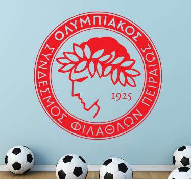 Vinilo logo olympiakos