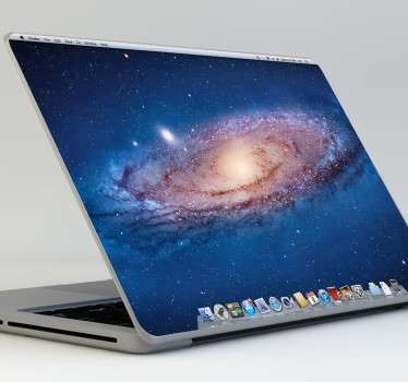 Desktop Simulation MacBook Sticker