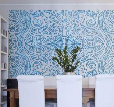 Wall sticker disegno Di Blase