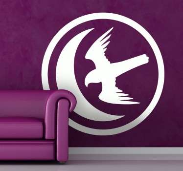 House Arryn Crest Wall Sticker