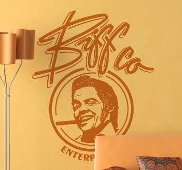 Vinilo decorativo Biffco Enterprises