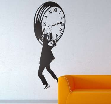 Wall sticker Harold Lloyd