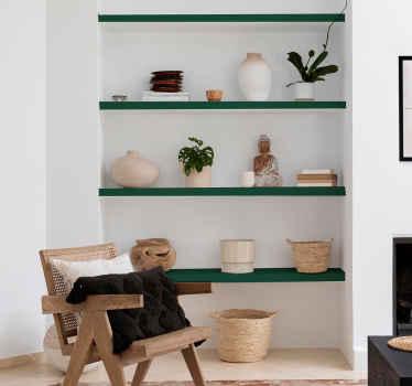 Colour Shelf LACK Decal