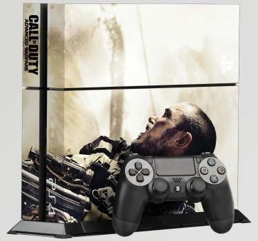Vinilo PlayStation 4 CoD-Advance Warfare