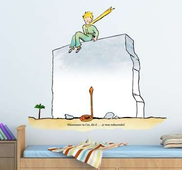 Wall sticker il Piccolo Principe