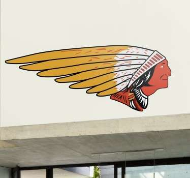 Naklejka logo Indian Motorcycle