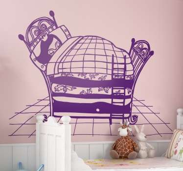 Wall sticker La Bella addormentata