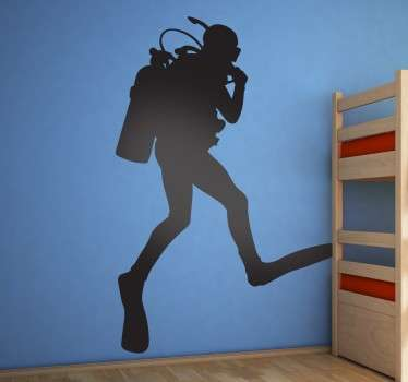 Wall sticker Sub