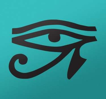 Vinilo decorativo ojo de Horus