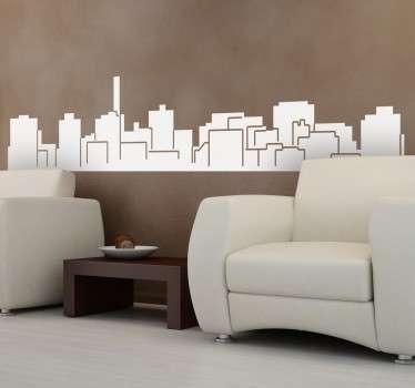 Adesivo silhouette Birmingham